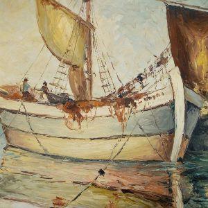Πίνακας ζωγραφικής με λάδι