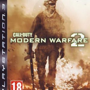 CALL OF DUTY MODERN WARFARE 2 - PS3