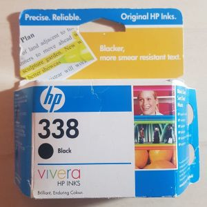 Μελάνι HP 338 Black C8765EE