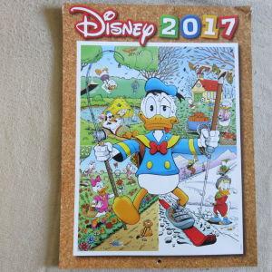 Ημερολογιο Disney 2017