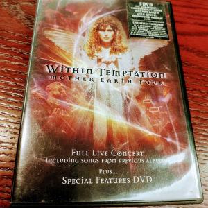 WITHIN TEMPTATION / NIGHTWISH DVD