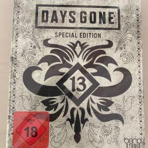 DAYS GONE SPECIAL EDITION PS4 (ΣΦΡΑΓΙΣΜΕΝΟ)