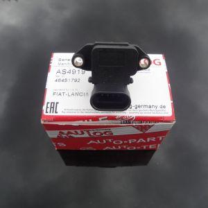 AUTLOG AS4919 Αισθητήρα πίεσης πολλαπλής εισαγωγής FIAT Brava/Panda II/Punto/LANCIA Delta II