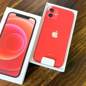 IPHONE 12 RED + AirPods Pro