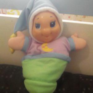 Κούκλα Μωρό με θήκη