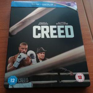 Creed Blu-ray Steelbook