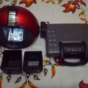 Επωνυμες καινουργιες συσκευες τελευταιας τεχνολογιας αξιας 240€ λογο αναχωρησης στην συμβολικη τιμη 50€