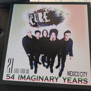 The Cure - 54 Imaginary Years Box Set