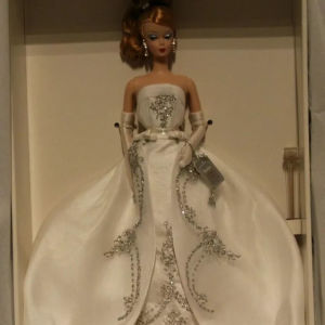 Barbie collectible limited edition