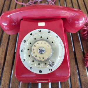 Τηλέφωνο αντίκα