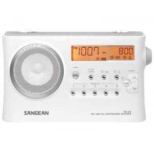 Ραδιόφωνο SANGEAN PR-D4 ψηφιακό φορητό
