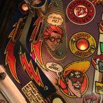 """Φλίπερ pinball Bally """"Dr dude"""", έτος 1990"""