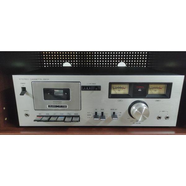 polite Vintage Cassettte Stereo Deck & Recorder