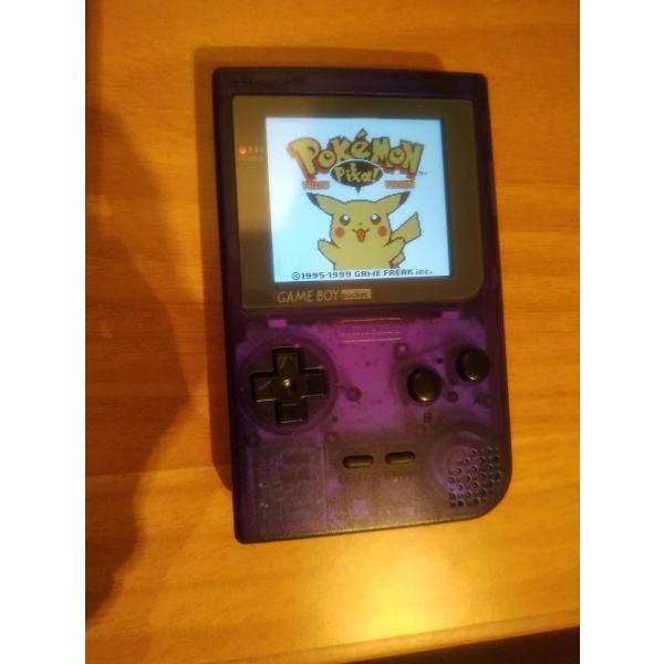 Game Boy Pocket IPS screen+ mia kaseta doro