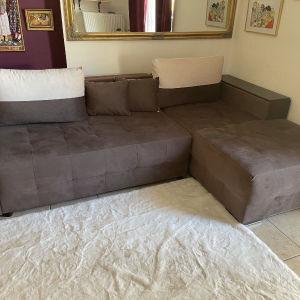 Γωνιακός καναπές κρεβάτι καινούργιος