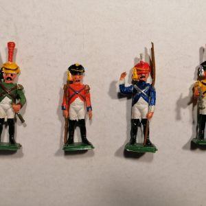 ΣΤΡΑΤΙΩΤΑΚΙΑ (4 στρατιωτάκια)