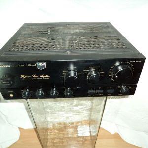 ενισχυτης αναφορας PIONEER A-656 MK II,12 watt σε ταξη Α,2Χ70 WATT RMS,1-150000hz,japan,phono MM-MC,DIRECT ,POWER 650 WATT,phono,3 tape,cd,tuner,line,14kg