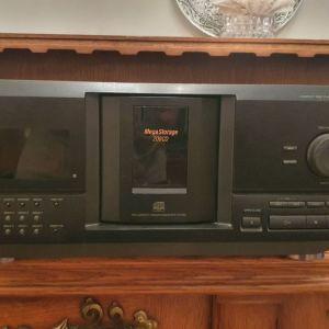 SONY 200 CD MEGA STORAGE