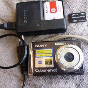 Φωτογραφική μηχανή SONY ψηφιακή