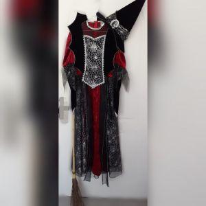 Αποκριάτικη στολή μάγισσας