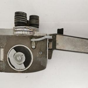 κινηματογραφικη μηχανή λήψης vintage