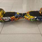 UrbanGlide 65 Lite Multicolor Hoverboard με 15km/h max Ταχύτητα και 20km Αυτονομία + φορτιστής