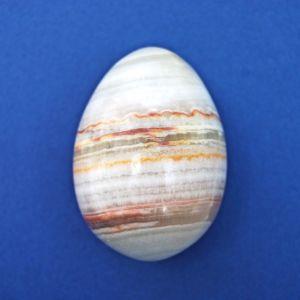 Μεγάλο Αυγό από Όνυχα Αλάβαστρο