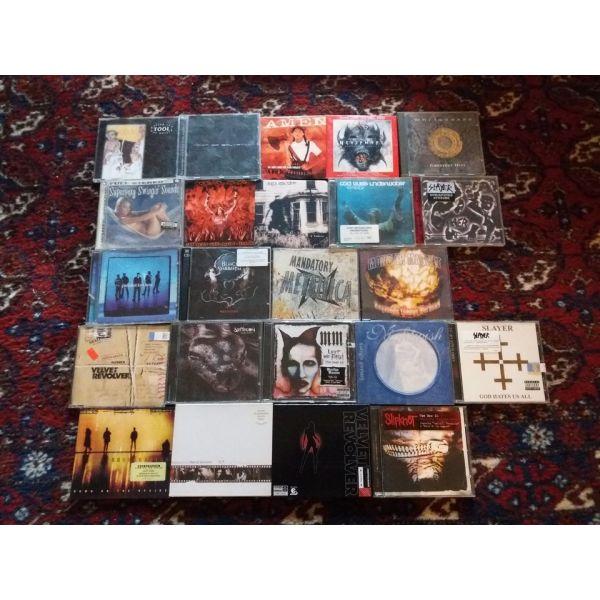 diafora cd Metal - Hardcore (39CD)