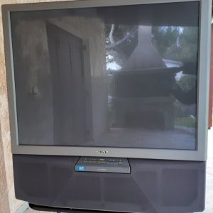 VINTAGE TV SONY KP-41S5G