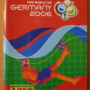 PANINI FIFA W.C. 200 POCKET ALBUM COMPLETE-ΠΑΝΙΝΙ ΠΑΓΚΟΣΜΙΟ ΚΥΠΕΛΛΟ 2006 ΑΛΜΠΟΥΜ ΤΣΕΠΗΣ, ΣΥΜΠΛΗΡΩΜΕΝΟ!