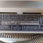 ηλεκτρικη σκουπα εργαστηριου,BISSEL USA 230 VAC,1000 WATT,πωλειται 20€