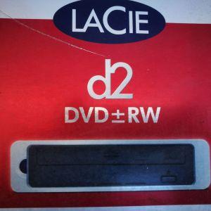 DVD RW LACIE