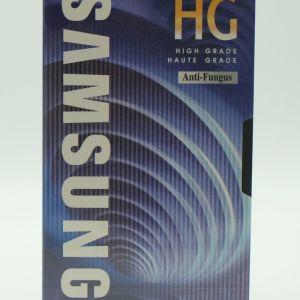 Βιντεοκασσέτα vhs 240 Samsung HG
