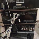 Πωλείται hifi σύστημα technics με 2 subwoofer  ξύλινα και 3 ηχεία μαζί και το υπόλοιπο σύστημα