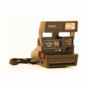 Μηχανή Polaroid one step flash