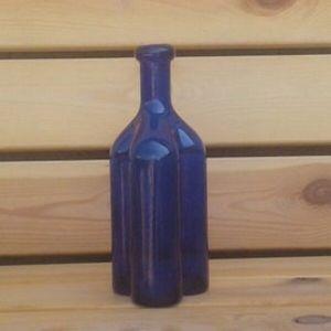 Χρωματιστό μπουκάλι μάζας γυαλιού 330ml