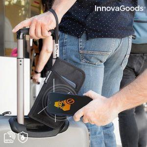 Ηλεκτρονικό Αντικλεπτικό Πορτοφόλι Ταξιδιού Wallock InnovaGoods