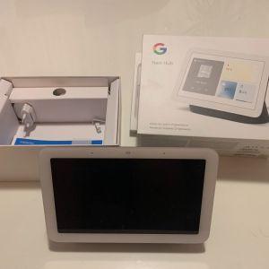 Google Nest Hub (2nd Gen) Charcoal