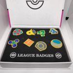 Κασετινα Pokemon Sinnoh League Badges