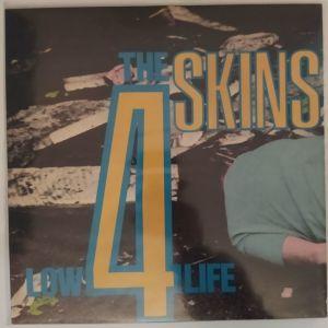 The 4 Skins - Low Life LP