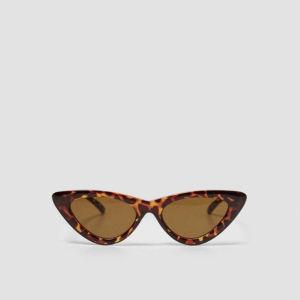 Zara γυαλιά ηλίου cat-eye