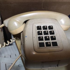 Τηλέφωνο vintage εποχής