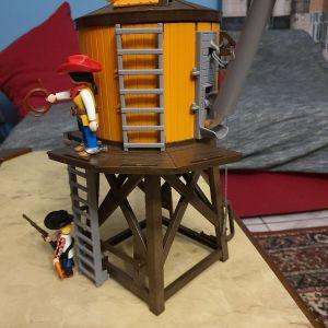 Υδραγωγείο σιδηρόδρομου Playmobil