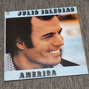 JULIO IGLESIAS - AMERICA 1978