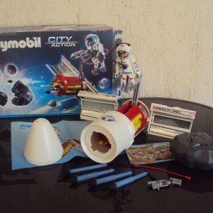 PLAYMOBIL City Action Διαστημικός Καταστροφέας Μετεωριτών (6197).