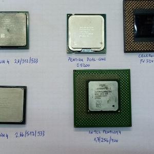 CPU υπολογιστών