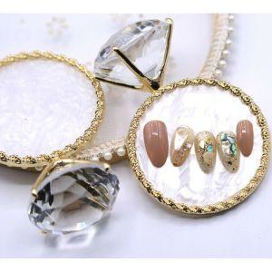 Δαχτυλίδι καμβάς για  Nail art