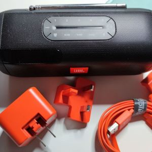 Jbl tuner Portable Bluetooth Speaker with DAB/FM radio