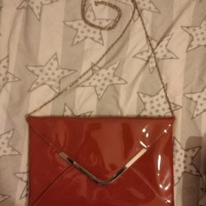 Τσάντα ώμου - φάκελος Verde