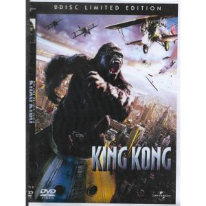 DVD / KING KONG  / ORIGINAL DVD